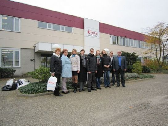 Seminar for meat-processers in Holland