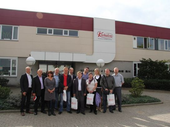 Seminar for cheese producers in Holland